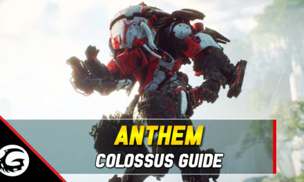 A Smashing Time – Colossus Beginners Build Guide