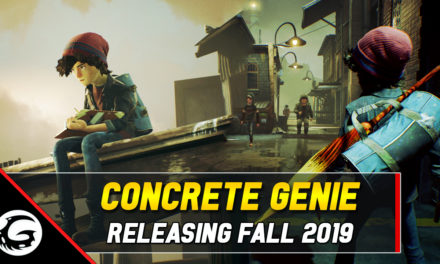 Beautiful Gameplay Trailer Shows Off Concrete Genie, Releasing This Fall