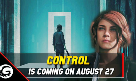 Control Is Coming in August; According to Microsoft Store