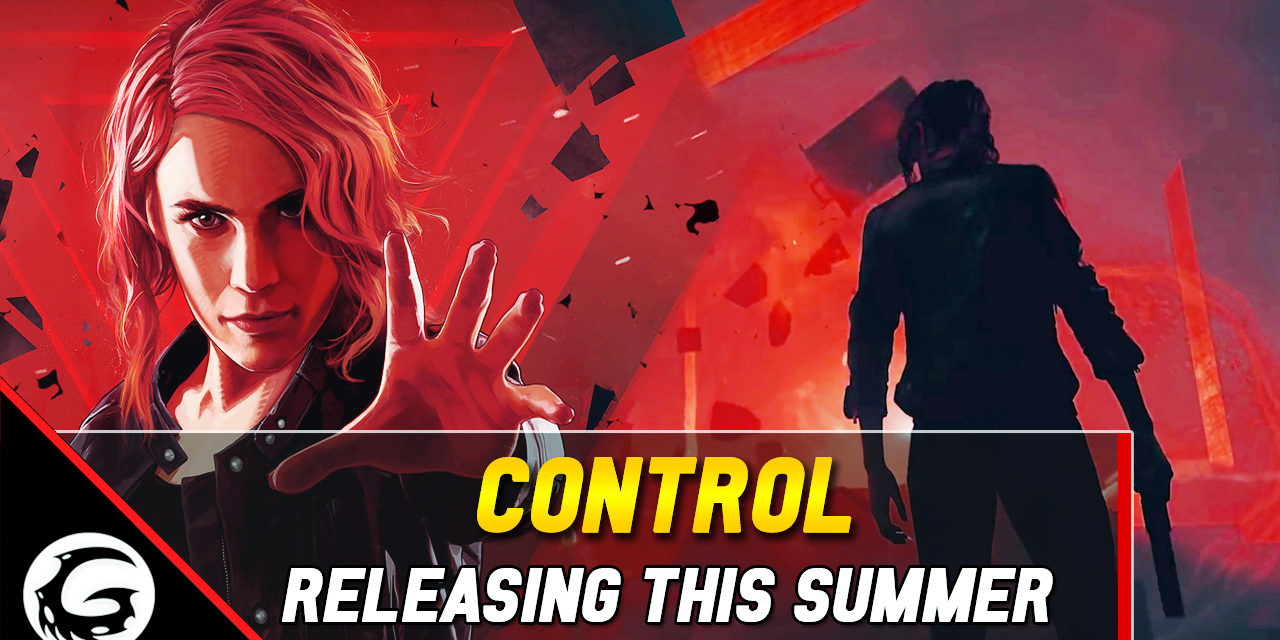 Remedy's Upcoming Thriller 'Control' Eyeing Summer Release