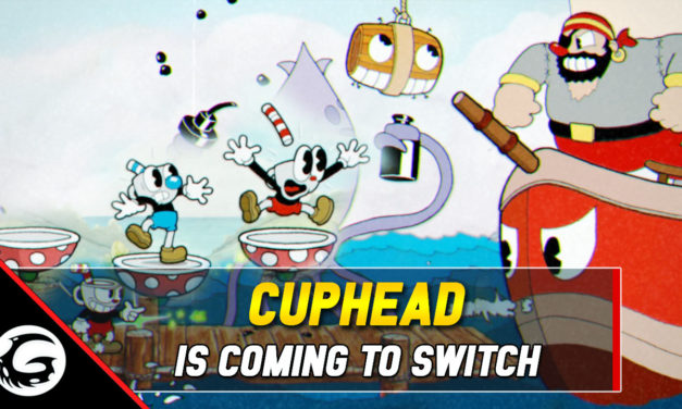 Cuphead Confirmed for Nintendo Switch; Coming in April