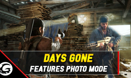 Days Gone Photo Mode Will Be Available at Launch