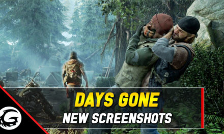 Days Gone New Screenshots Showcase its World