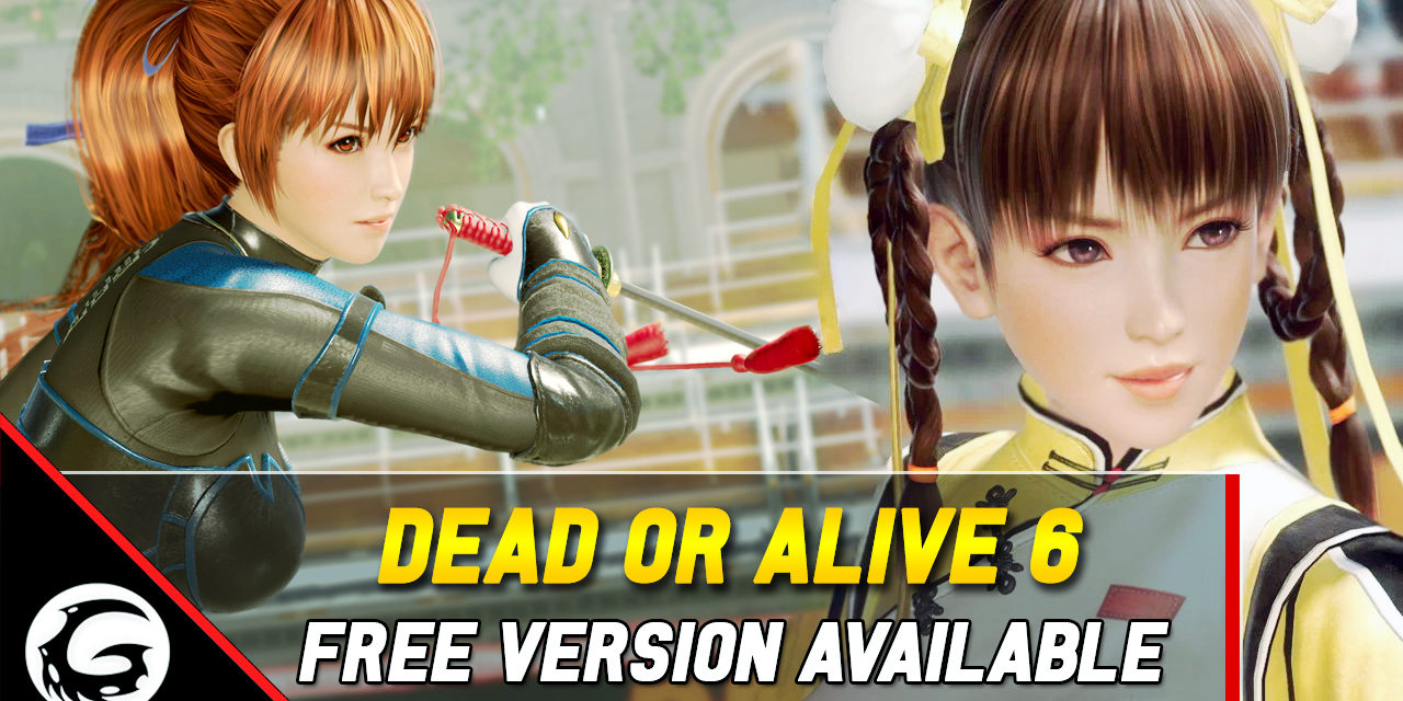 Try Dead Or Alive 6 For Free With 'Core Fighters' Starting Today