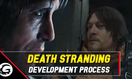 "Death Stranding Traversing Through a ""Key Time"" in Its Development"