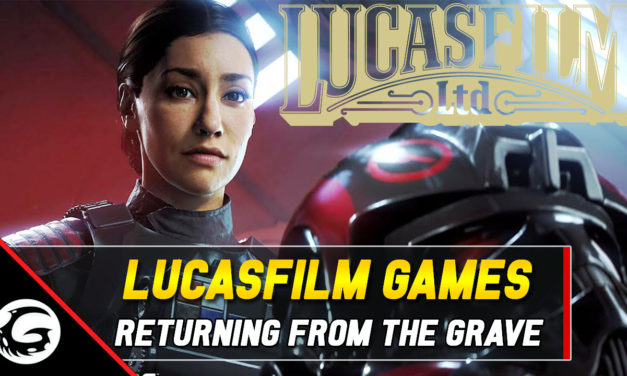 Disney To Revive LucasFilm Games
