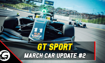 A Second Dose Of Cars Headed To Gran Turismo Sport This Month