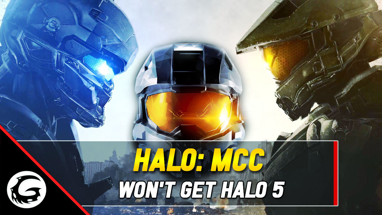 Halo 5 Won't Come to The Master Chief Collection | Gaming