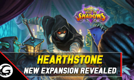 Hearthstone Gets a New Expansion in April