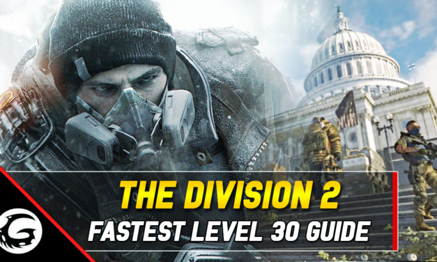 How to Hit Max Level the Fastest – The Division 2 Levelling Guide