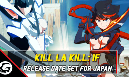 Kill la Kill: IF Japan Release Date Set For July, Western Release Coming 2019