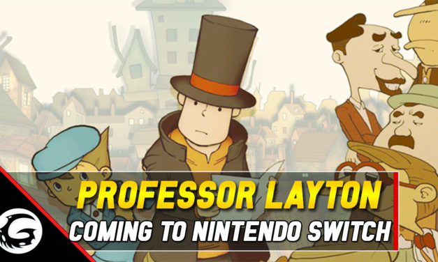 Leaked: Professor Layton and the Curious Village Coming to Switch