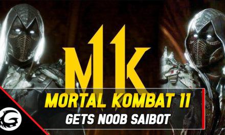 Mortal Kombat 11 Gets Noob Saibot; Shang Tsung Comes with DLC