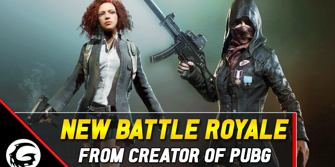 PUBG Special Projects Team Is Probably Working on A New Battle Royal Game