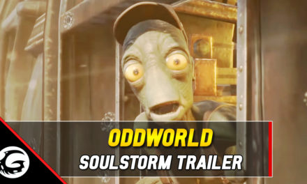 New Oddworld: Soulstorm Teaser Trailer Revealed At GDC