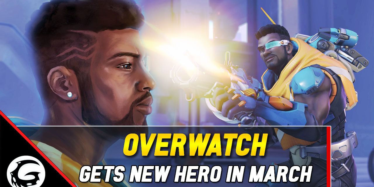 Overwatch New Hero Will Be Available on All Platforms Next Week