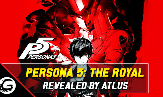 Persona 5: The Royal Revealed By Atlus