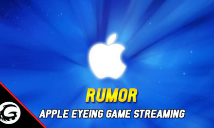 Rumor: Apple Now Hopping On The Game Streaming Service Train