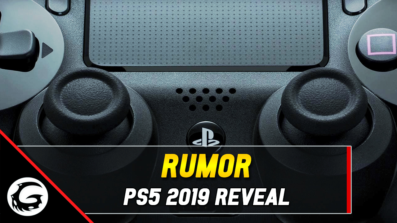 Rumor Playstation 5 2019 May Or May Not Be Revealed This
