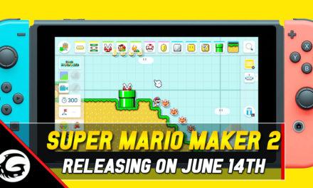 Rumor: Super Mario Maker 2 Releasing on June 14th