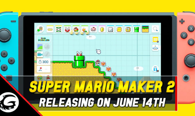 Rumor: Super Mario Maker 2 Releasing on June 14th
