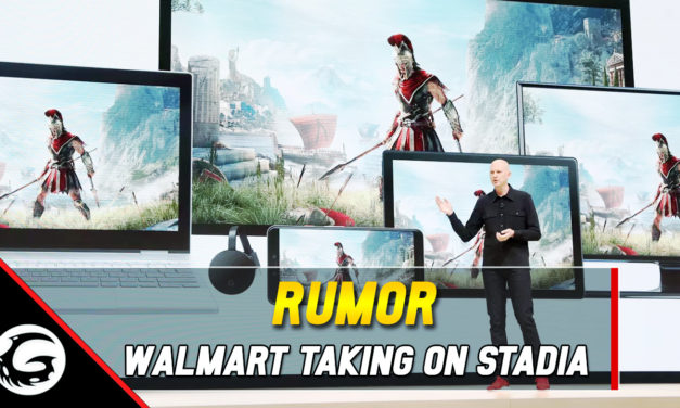 Rumor: Walmart Planning A Game Streaming Service Of Their Own