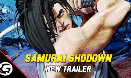 Release Window For Samurai Shodown, New Trailer Revealed