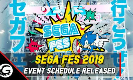 Schedule For Upcoming Sega Event 'Sega Fes 2019' Revealed
