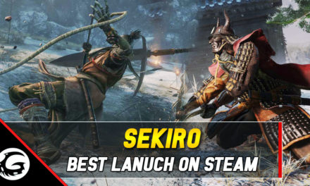 Sekiro: Shadows Die Twice Reached The Most Cocurrent Players on Steam Among Titles of 2019