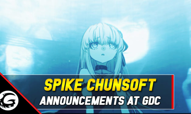 Spike Chunsoft Makes Big Announcements at GDC 2019