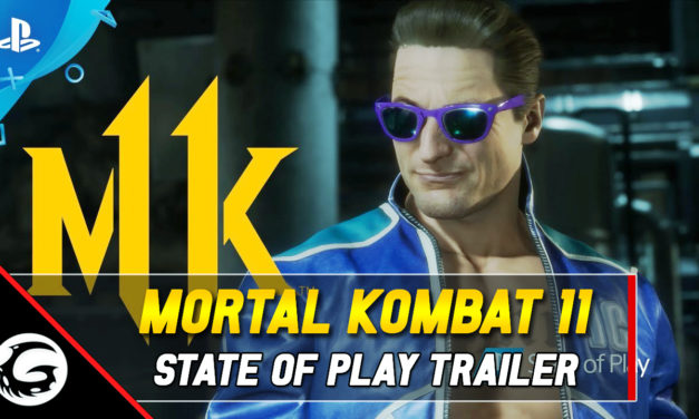 State of Play: New Mortal Kombat 11 Trailer Unveiled
