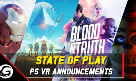 Check Out All PS VR Games Premiered in State of Play
