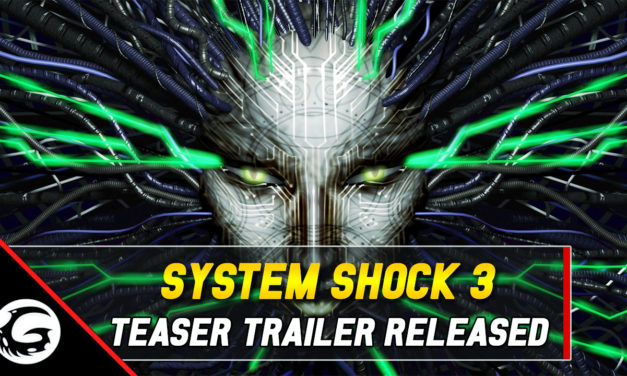 System Shock 3 Receives 'Shocking' Teaser Trailer At GDC