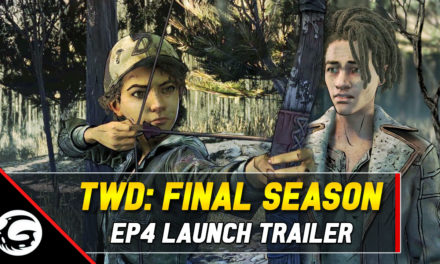The Walking Dead: The Final Season Episode 4 Launch Trailer Revealed