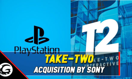 Rumor: Sony Is Preparing to Buyout Take-Two Interactive