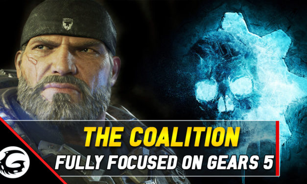 Gears 5 Is Now The Only Project The Coalition Is Working On