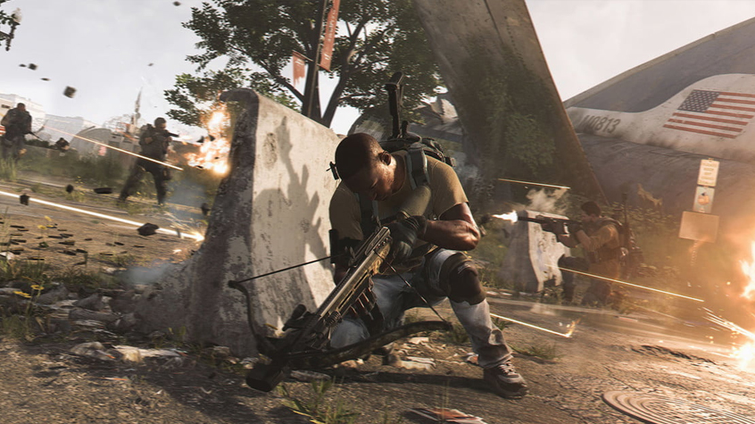 Competing titles need to hunker down. The Division 2 is coming and it means serious business.