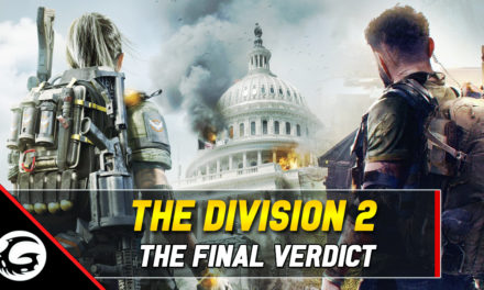 The Division 2 Final Verdict – A New Best-In-Genre?