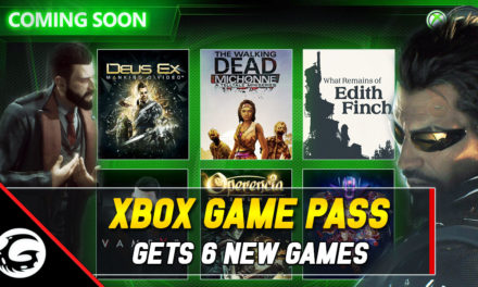 Deus Ex: Mankind Divided and Vampyr Are Coming to Xbox Game Pass