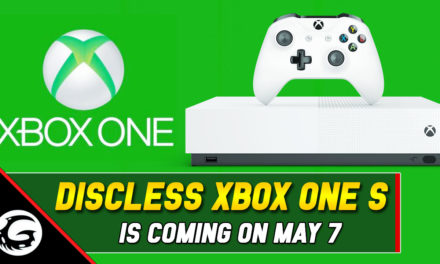 Rumor: Xbox One S All Digital Edition Will Be Available on May 7