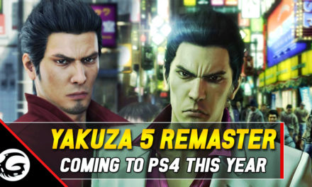 Yakuza 5 Remaster Will Be Released in Japan This Spring