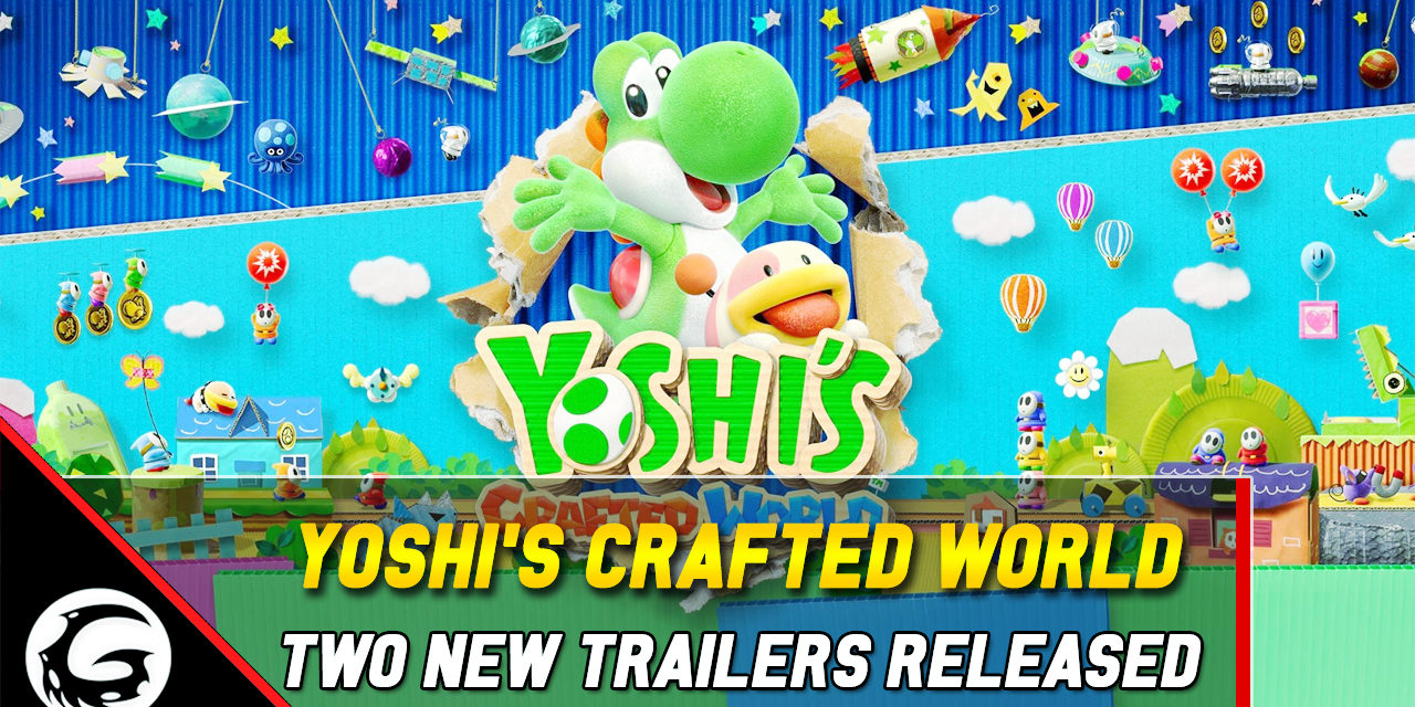 New Yoshi's Crafted World Commercial Trailer Launched Ahead Of Release
