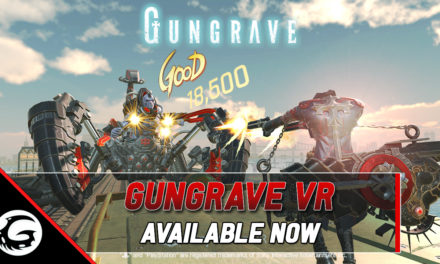 XSEED Games Launches Gungrave VR on PC