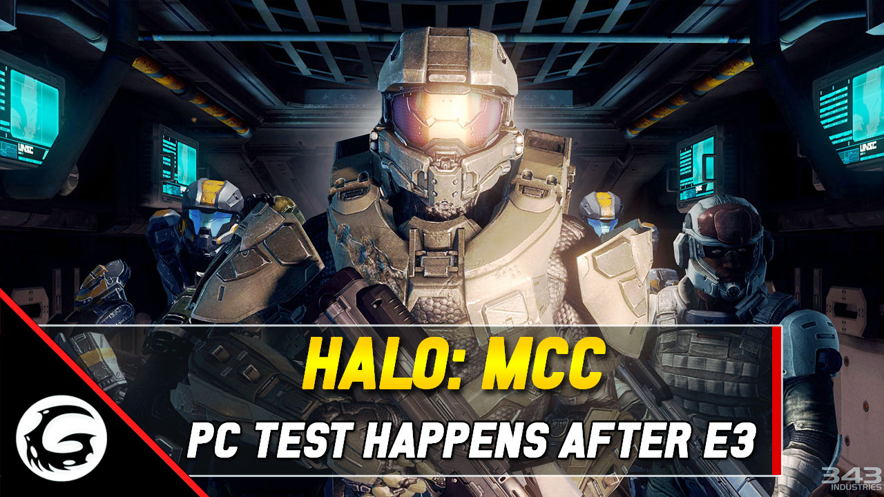 Halo: The Master Chief Collection Gets PC Test After E3