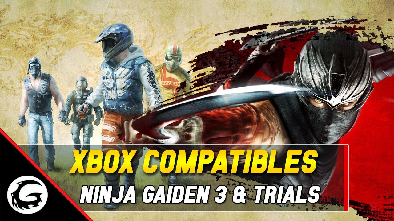 Ninja Gaiden 3 And Trials Coming To Backward Gaming Instincts