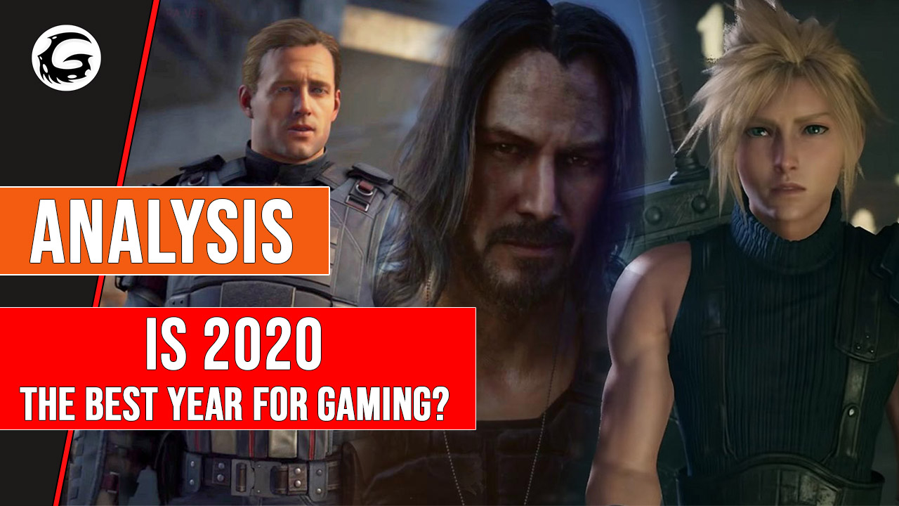 Best Tvs For Gaming 2020 Is 2020 The Best Year for Gaming? | Gaming Instincts