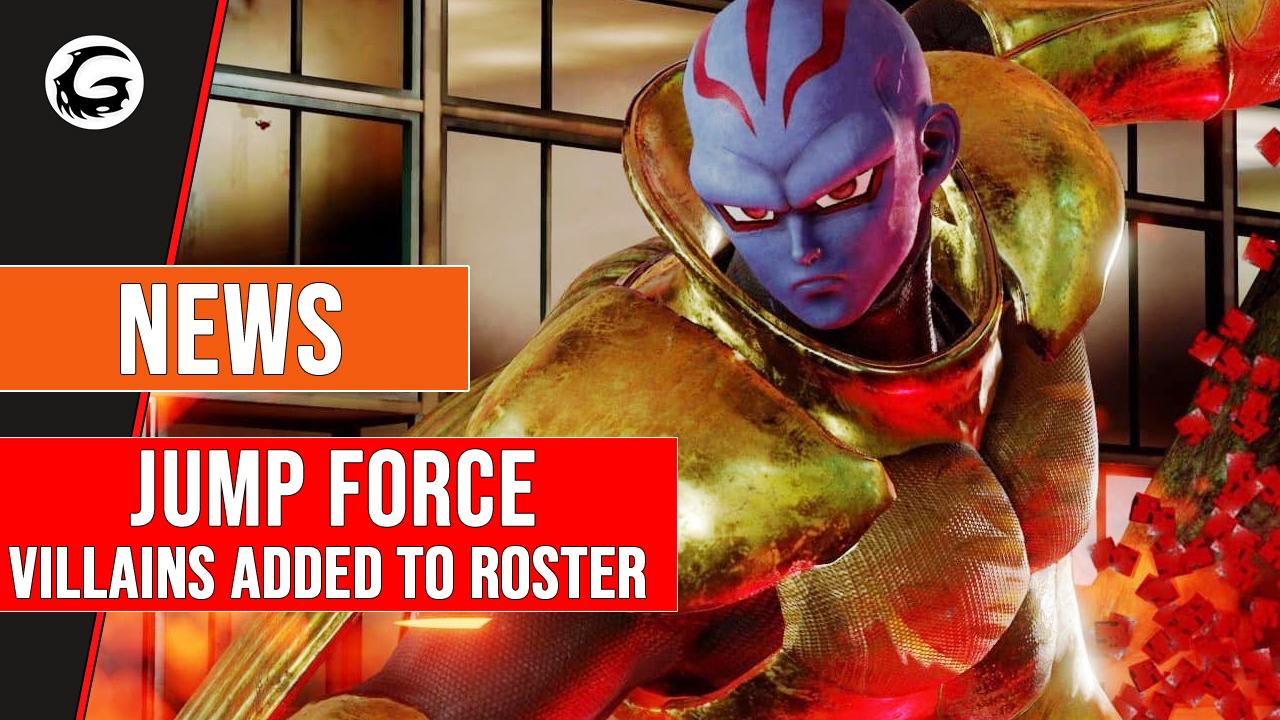jump force update