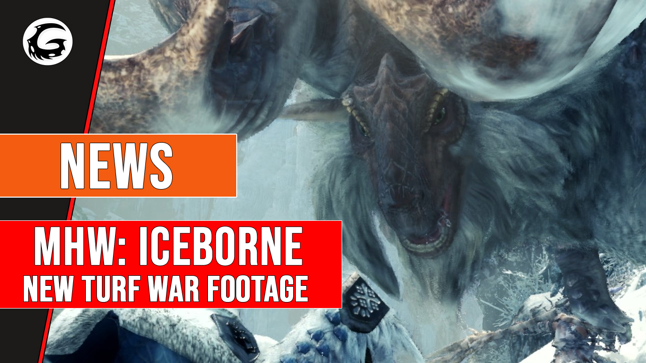 Barioth Shown Off For Monster Hunter World Iceborne Gaming