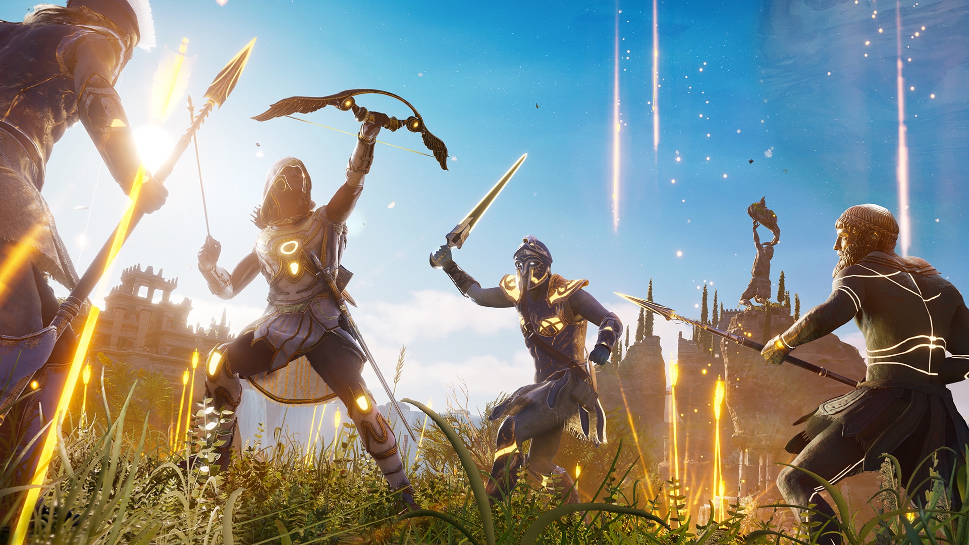 Assassin S Creed Odyssey Dlc Free For Limited Time Gaming Instincts