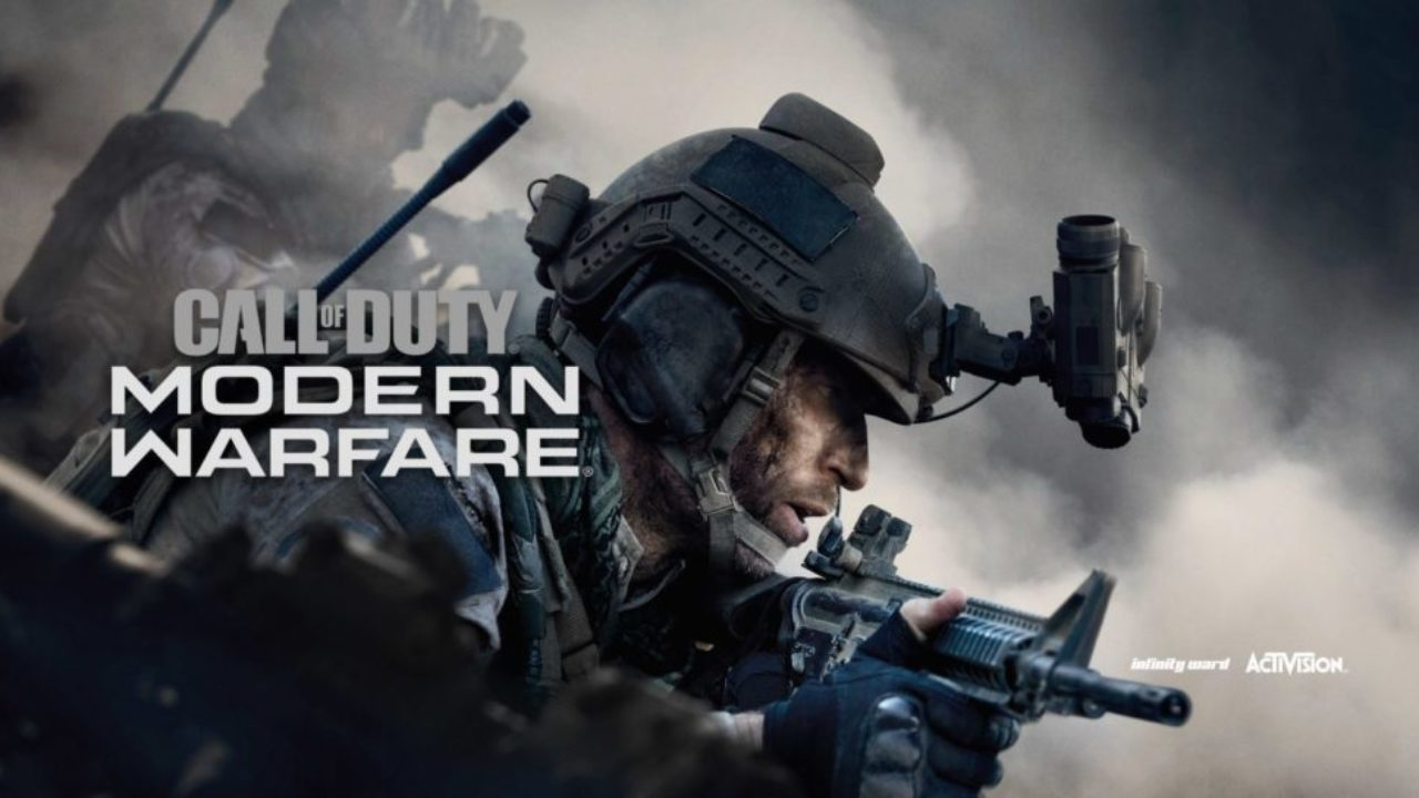 Call Of Duty Modern Warfare Gets Multiplayer Gameplay Gaming